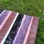 ซองไปรษณีย์พลาสติก สีม่วง พลาสเทล B3 : 28*42 cm. (50 ซอง) thumbnail 3