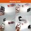 Godox A1 Smartphone Mobile Wireless Flash System Studio+Flash Trigger+LED แฟลชสำหรับมือถือสมาร์ทโฟน thumbnail 5