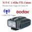 Godox X1T-C Auto TTL 2.4Ghz Wireless Trigger TX for Canon Flash speedlite ตัวส่งแฟลชไร้สายแบบออโต้ thumbnail 1