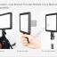 Godox LEDP120C Ultra Slim Led Video Light CRI95 3300-5600K thumbnail 4