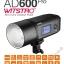 AD600Pro Bowen Mount Auto ETTL ITTL For Canon Nikon Sony Olympus Panasonic Fuji Godoxแฟลชสตูดิโอ thumbnail 1
