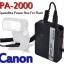 PA-2000 Canon Speedlite Flash power pack Battery buit in thumbnail 1