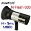 Wireless Portable Flash Studio N Flash 600 thumbnail 1