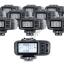 Godox X1-C Auto TTL 2.4Ghz Wireless Trigger for Canon Flash speedlite ตัวสั่งงานแฟลชไร้สายแบบออโต้ thumbnail 4