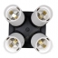 E27 with 4 in 1 Bulb Holder for Continuous Day lighting thumbnail 1