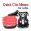 Quick Clip for GoPro Hero3+ 2 1 Accessories Camera ขายึดพร้อมหัวคลิปล็อคสำหรับกล้องโกโปร thumbnail 2