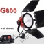800W Continuous Lighting halogen bulb Photography with Dimmer thumbnail 1