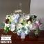 กระเช้าดอกไม้ โทนสีสุภาพ Earth tone (L) thumbnail 2