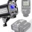 QT600IIM Godox Professional Studio Fast Duration HSS Strobe Flash Light 600Ws แฟลชสตูดิโอโกดอก thumbnail 4