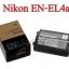 OEM Battery for Nikon EN-EL4a D3 , D2 , MB-D10 แบตเตอรี่กล้องนิคอน thumbnail 1