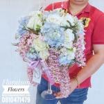 แจกันดอกไม้ อังกฤษ ไอยเรศ (L)