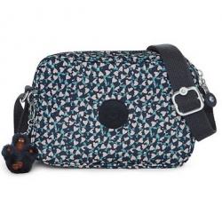 Kipling Dee Think Spring กระเป๋าสะพายน่ารัก รุ่นนี้มี 2 ช่องซิป ขนาด L7.5 x H 5 X 2.75 นิ้ว
