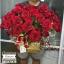 กล่องดอกไม้ กุหลาบแดง (XL) thumbnail 3