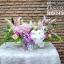 กระเช้าดอกไม้ ลิลลี่ ไฮเดรนเยีย ฟาแลน (L) thumbnail 1