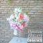 แจกันดอกไม้วันเกิด ไฮเดรนเยีย-ซากุระ (L) thumbnail 2