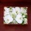 กล่องดอกไม้ วันเกิด ขาวแดง(M) thumbnail 3