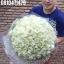 ช่อดอกไม้วันเกิด กุหลาบขาว 99 ดอก (Premium) thumbnail 3