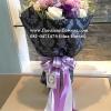 ช่อดอกไม้สุดหรูสไตล์อังกฤษ (Premium)