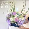กล่องดอกไม้ สไตล์อังกฤษ (L)