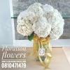 แจกันดอกไม้สด พรีเมี่ยม (XL)