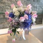 The Floraison's Tulips Vase | แจกันดอกไม้ฟลอเรซอง