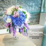 Double Elite Floraison vases | แจกันดอกไม้ โอกาสครบรอบธุรกิจ
