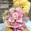 หมีกอดช่อ กุหลาบชมพู มารียา หวานๆ thumbnail 2