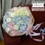 ช่อดอกไม้ สีพาสเทล ชมพู ฟ้า (XL) thumbnail 3